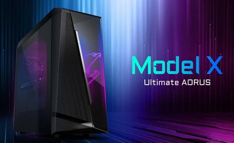 aorus model x - رونمایی گیگابایت از دسکتاپ های AORUS Model X/S با پردازنده AMD