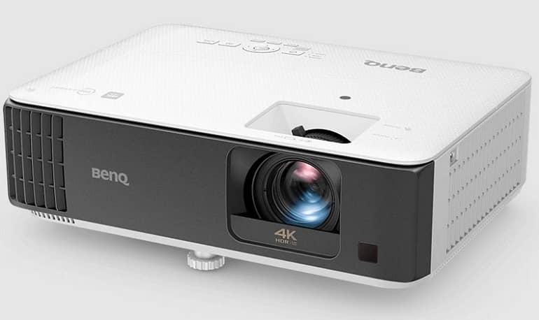 benq projector main - معرفی پروژکتور بنکیو TK700STi 4K مخصوص گیمرها