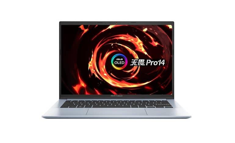 d26f7f09be1ee300 - عرضه لپ تاپ ایسوس ویووبوک پرو 14 با تراشه رایزن 5000H