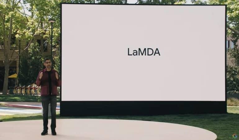 google io 2021 keynote lamda - با فناوری LaMDA گوگل اسیستنت مکالمه طبیعی تری خواهد داشت