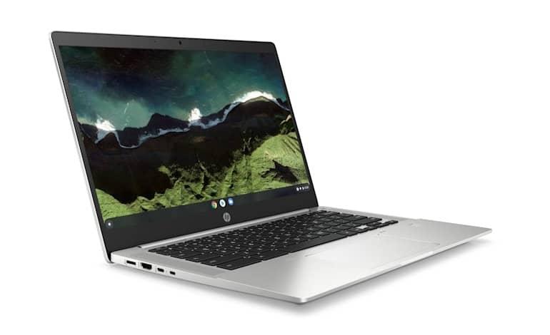 hp c640 chromebook g2 laptops - رونمایی از کروم بوک های اچپی Pro c640 G2 با تراشه نسل 11 اینتل