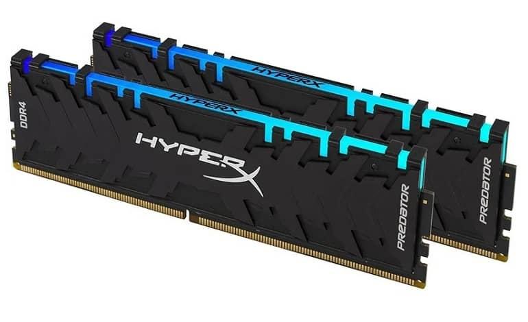 hyperx predator ram kit cropped - معرفی کیت های رم جدید 16 گیگابایتی هایپرایکس Predator DDR4