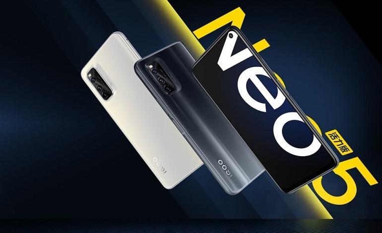 iQOO Neo5 Lite announced - گوشی iQOO Neo5 Lite با تراشه اسنپدراگون 870 معرفی شد