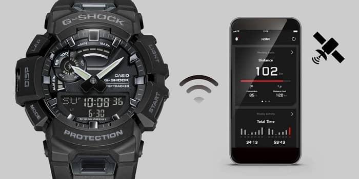 sec02 img01 - کاسیو از ساعت هوشمند ارزان قیمت G Shock GBA900 رونمایی کرد