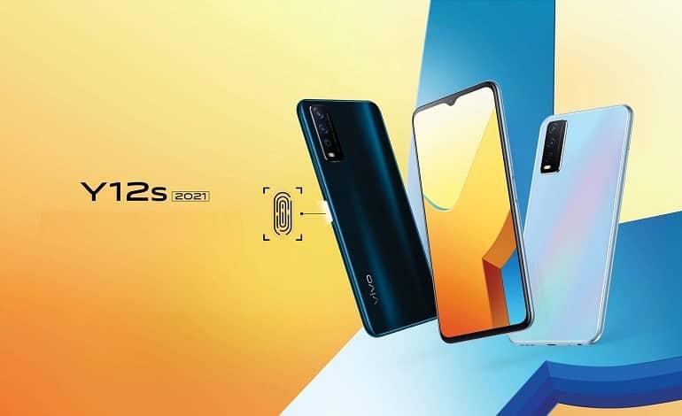 vivo Y12s 2021 arrives - عرضه گوشی ویوو Y21s 2021 با تراشه اسنپدراگون 439