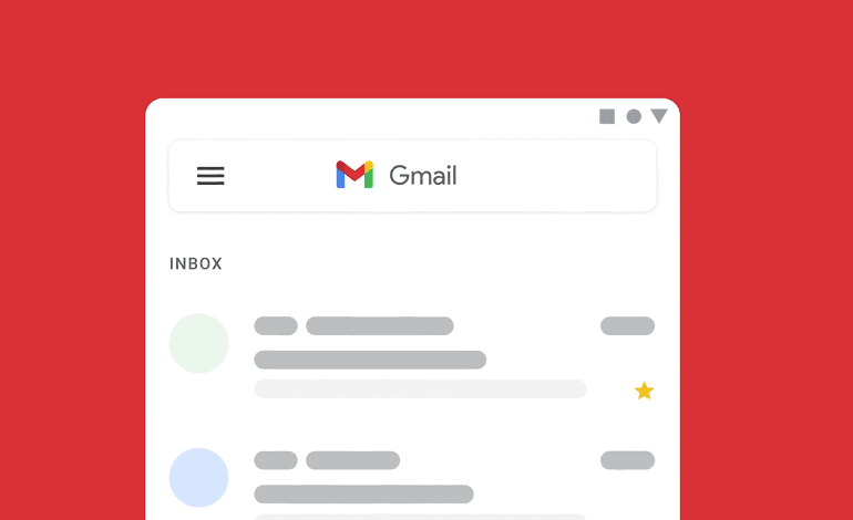 workspace new gmail - گوگل انتقال تصاویر جیمیل به گوگل فوتوز را آسان تر می کند