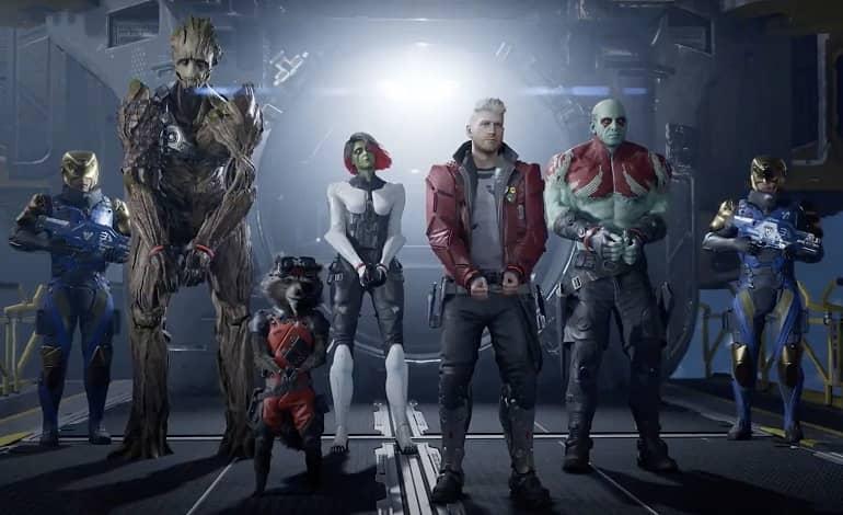 1566bea0 cc7f 11eb bfdf 774be1fefb22 - تاریخ انتشار بازی Guardians of the Galaxy اعلام شد