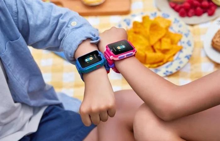 ALcatel Movietime Family Watch 2 - رونمای از آلکاتل 1 (2021) و 1L پرو و ساعت Movietime Family Watch 2