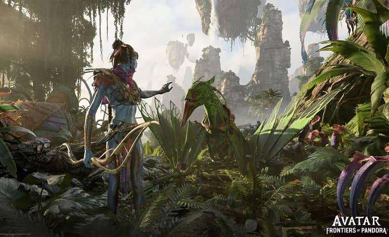 Avatar Frontiers of Pandora - یوبی سافت از بازی Avatar: Frontiers of Pandora رونمایی کرد