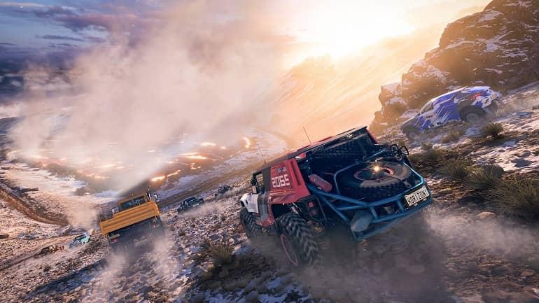 Forza Horizon 5 screenshots 1 - حداقل سیستم مورد نیاز بازی Forza Horizon 5 اعلام شد