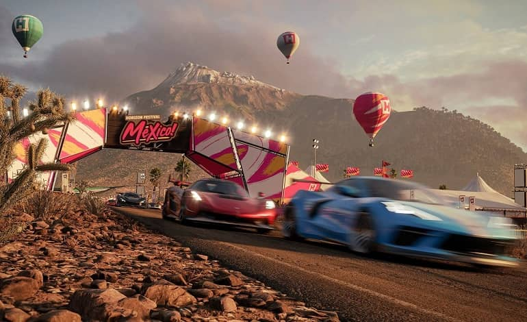 Forza Horizon 5 screenshots 5 - حداقل سیستم مورد نیاز بازی Forza Horizon 5 اعلام شد