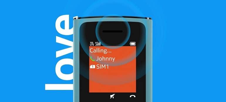 Nokia 110 4G and 105 4G unveiled 2 - عرضه گوشی اقتصادی نوکیا 110 و 105 با اتصال 4G