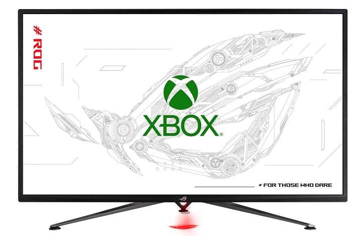RbnZ7JfSHCNtz9wC - ایسوس از مانیتور ROG Strix XG43UQ Xbox Edition رونمایی کرد