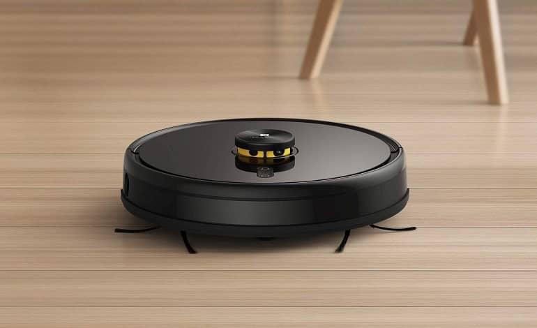 Realme TechLife Robot Vacuum featured - ریلمی از جاروبرقی رباتیک TechLife Robot Vacuum رونمایی کرد