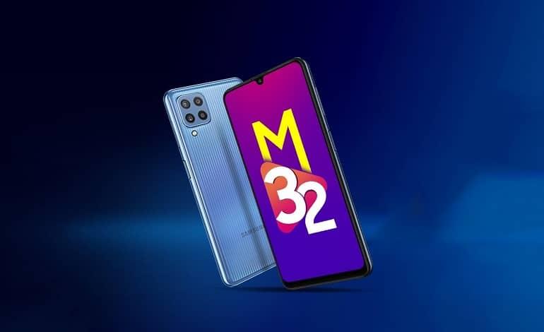 Samsung Galaxy M32 goes official - گلکسی M32 معرفی شد: نمایشگر امولد 90 هرتز و باتری 6000 میلیآمپرساعت