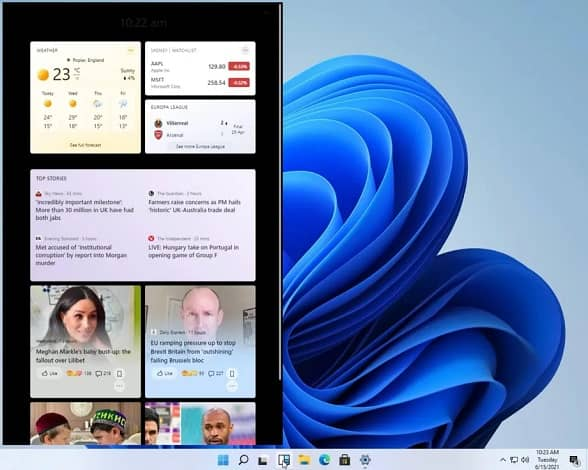 YikAq16 - افشای تصاویر جدید از ویندوز 11 مایکروسافت