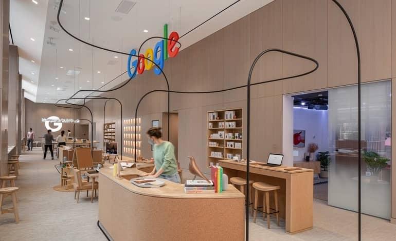 google store opens nyc june 17 2 - گوگل اولین فروشگاه دائمی خود را در شهر نیویورک افتتاح کرد