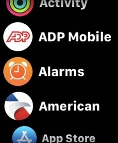 how to set an alarm on apple watch 1 - نحوه تنظیم زنگ هشدار در اپل واچ