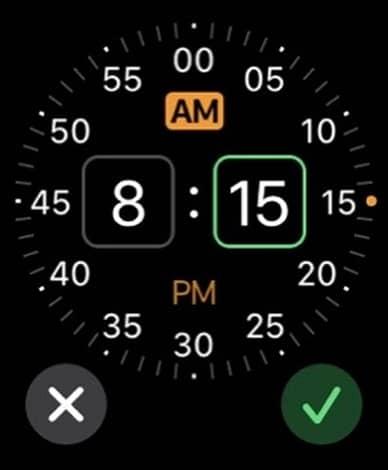 how to set an alarm on apple watch 4 - نحوه تنظیم زنگ هشدار در اپل واچ