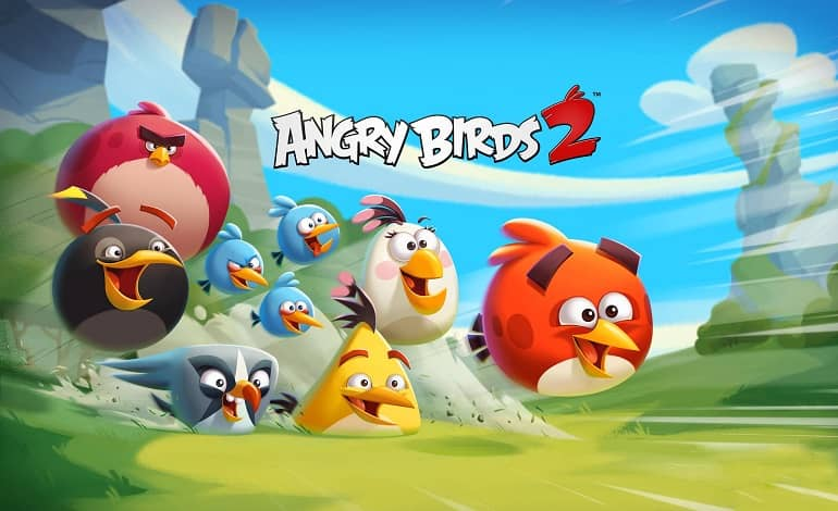 huawei appgallery angrybirds 2 - هواوی و Rovio بازی Angry Birds 2 را به اپ گالری می آورند