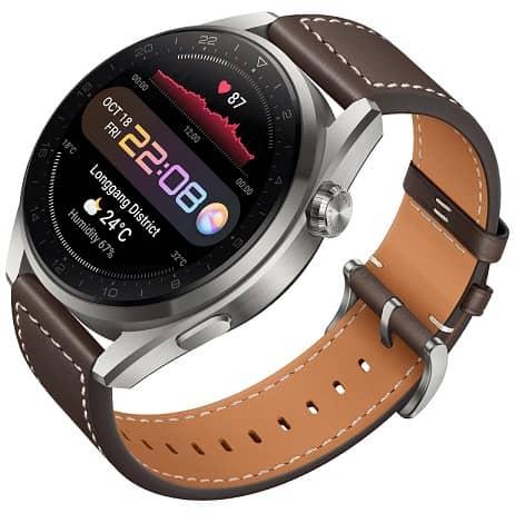 huawei watch 3 announced 2 - هواوی واچ 3 و واچ 3 پرو با سیستم عامل هارمونی رونمایی کرد