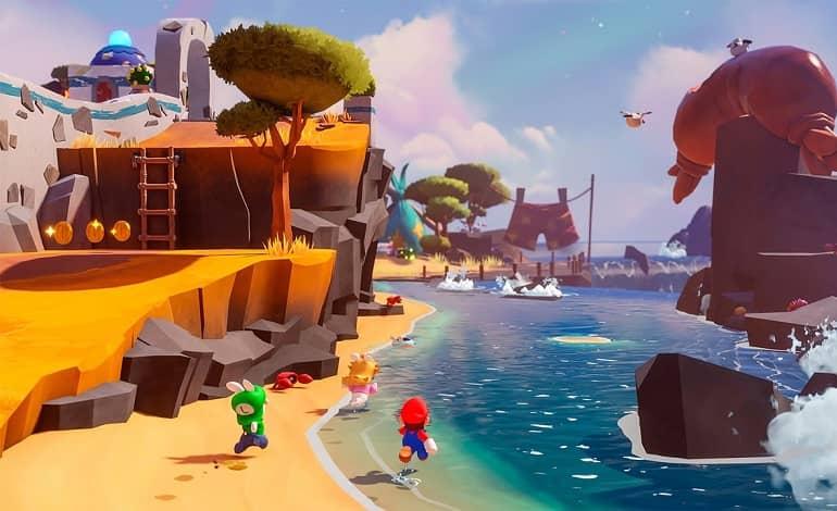 mario rabbids sparks of hope nintendo leak release date - یوبیسافت بازی Mario + Rabbids Sparks of Hope را معرفی کرد