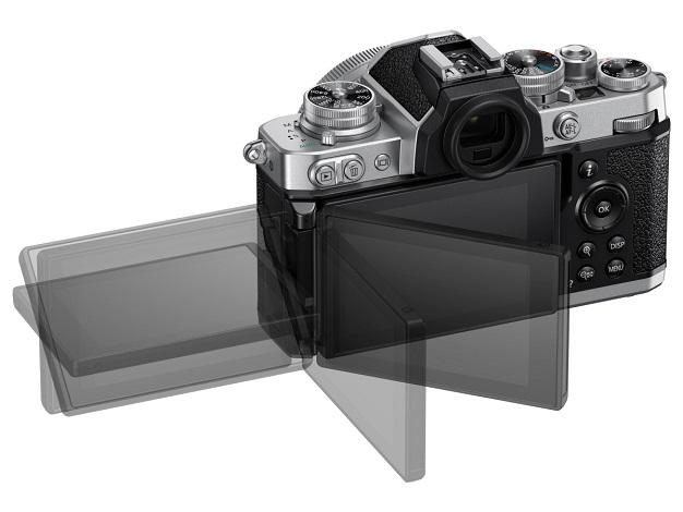 nikon zfc 1 - نیکون از دوربین بدون آینه Z fc با طراحی قدیمی رونمایی کرد