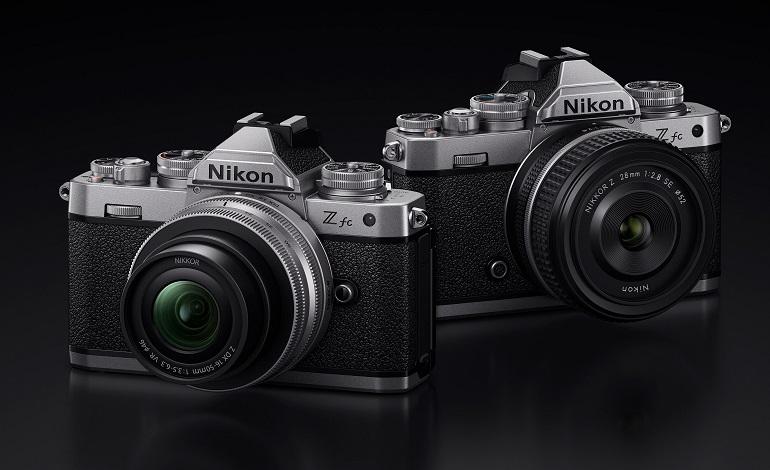 nikon zfc - نیکون از دوربین بدون آینه Z fc با طراحی قدیمی رونمایی کرد
