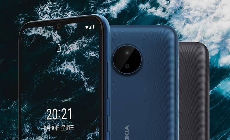 nokia c20 plus official - نوکیا C20 پلاس با اندروید گو و نمایشگر 6.5 اینچ معرفی شد