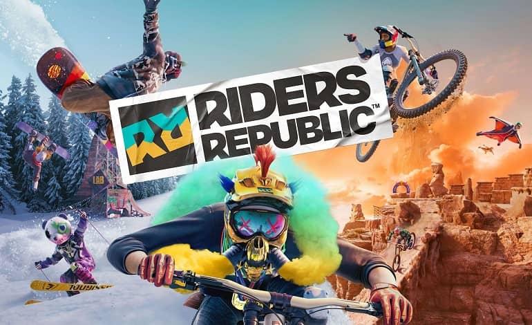 riders republic vehicles - بازی Riders Republic در ماه سپتامبر 2021 منتشر می شود