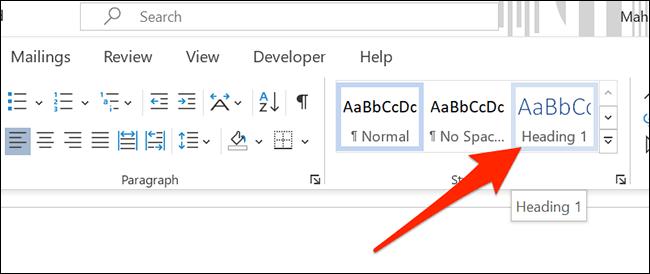 select header 1 word - نحوه تبدیل اسناد با فرمت DOCX به یک فایل PPTX