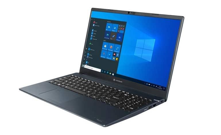 tecra a50 us angle 3 - داینابوک از لپ تاپ های A40-J و Tecra A50-J رونمایی کرد