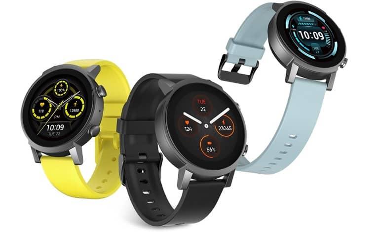 ticwatch e3 - تیک واچ E3 با تراشه کوالکام Wear 4100 معرفی شد