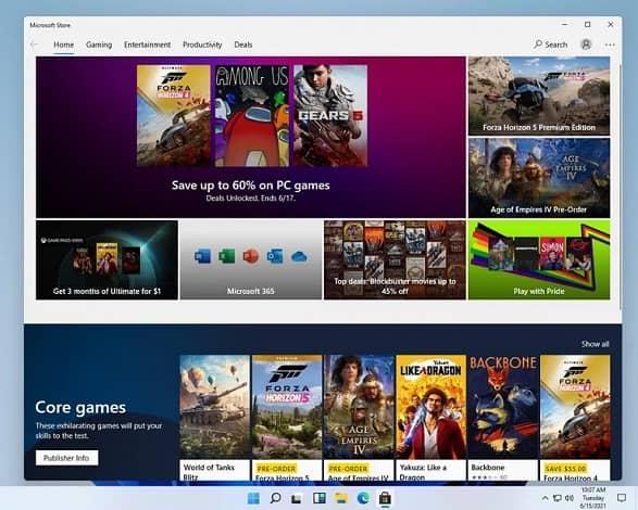 windows11 3 - افشای تصاویر جدید از ویندوز 11 مایکروسافت
