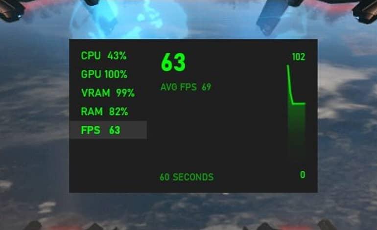 xbox game bar fps meter - نحوه مشاهده نرخ فریم در هر بازی ویندوز 10 (بدون نرم افزار جانبی)