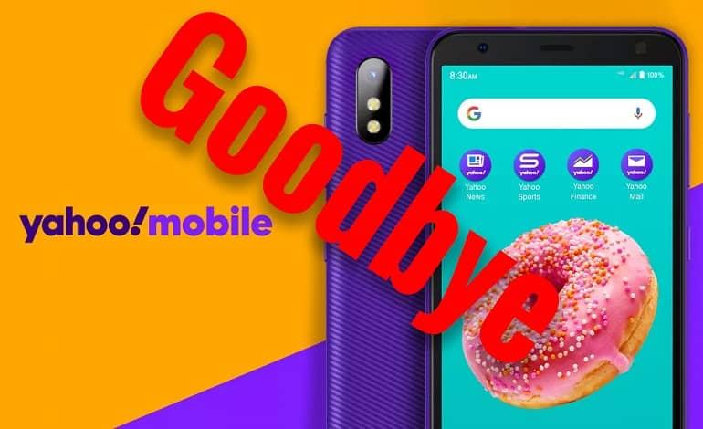 yahoo mobile shutting down - پایان فعالیت سرویس یاهو موبایل؛ مهاجرت به Visible