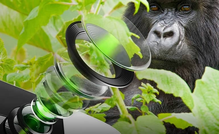 Corning Gorilla Glass DX - رونمایی کورینگ از گوریلا گلس DX و DX پلاس برای محافظت از لنز دوربین گوشی
