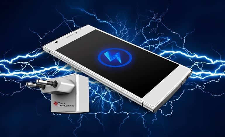 Fotolia 50342054 L 02 - شارژ 10 دقیقه ای دستگاه ها با چیپ های جدید شارژ سریع 200 واتی