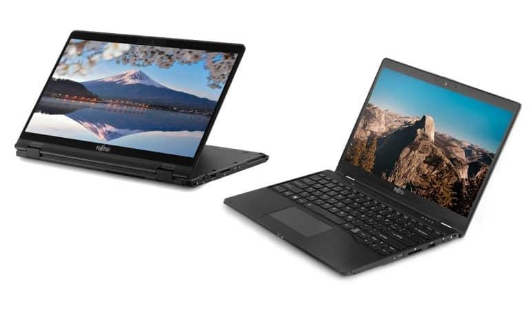 Fujitsu UH X series - معرفی از لپ تاپ های فوجیتسو UH-X و UH-X کانورتیبل با تراشه نسل 11 اینتل