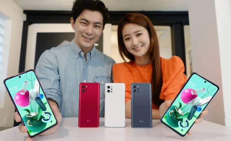 LG Q92 5G featured - ال جی Q92 5G آپدیت اندروید 11 را دریافت کرد