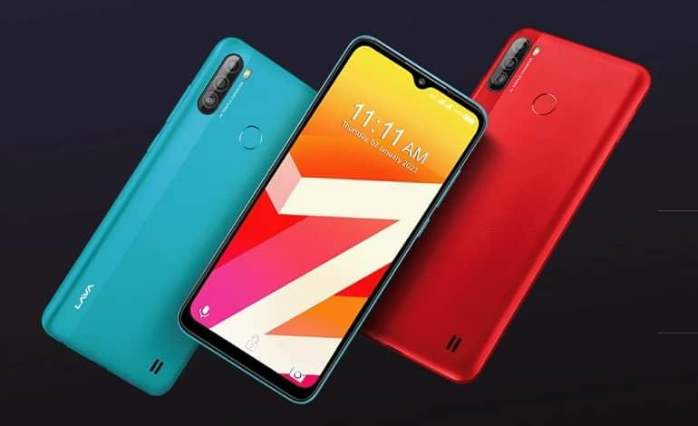 Lava Z6 Featured A - لاوا از انتشار آپدیت اندروید 11 برای گوشی های Z2, Z4, Z6 و MyZ خبر داد