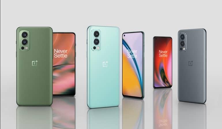 OnePlus Nord 2 5G Gray and Blue Haze 1 - وان پلاس نورد 2 5G با تراشه Dimensity 1200 AI رونمایی شد