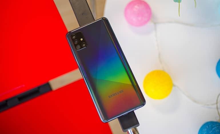 Samsung Galaxy A51 get july 2021 update - گلکسی A51 وصله امنیتی ماه جولای 2021 را دریافت کرد
