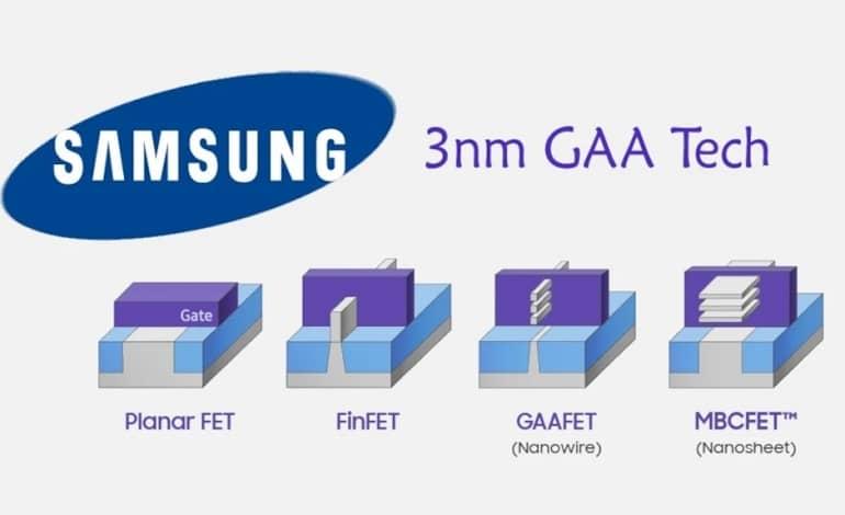 Samsung to start high volume 3nm chip production next year - ساخت تراشه های 3 نانومتری سامسونگ با حجم بالا در سال آینده