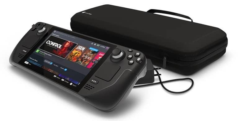 Valve Steam Deck is a handheld gaming PC that runs SteamOS 2 - رونمایی Valve از کنسول قابل حمل Steam Deck