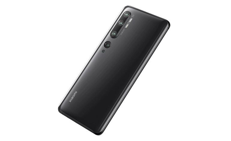 Xiaomi Mi Note 10 Pro Midnight Black Featured - شیائومی می نوت 10 و 10 پرو آپدیت MIUI 12.5 را دریافت کردند