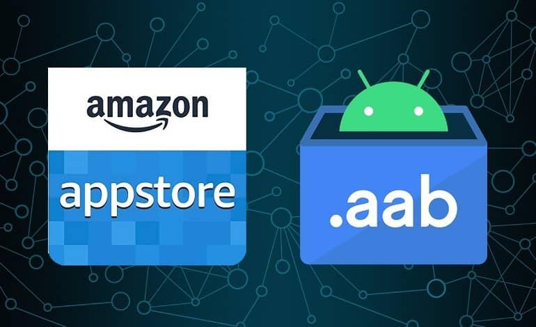 amazon appstore to support android app bundles - آمازون اپ استور به زودی از AAB پشتیبانی می کند