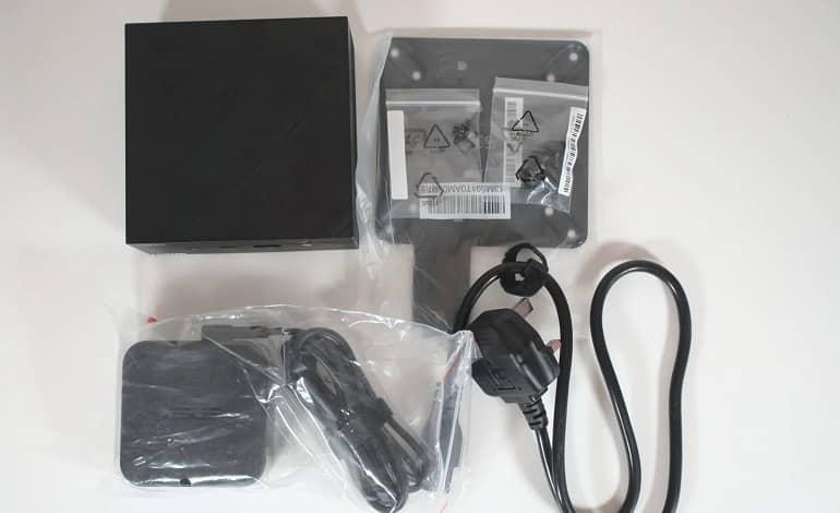 asus pn51 mini pc packaging - بررسی مینی پیسی ایسوس PN51