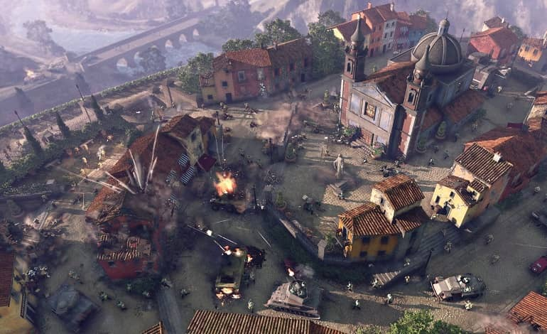 company of heroes 3 announced and you can play it right now 2 - بازی Company of Heroes 3 رونمایی شد