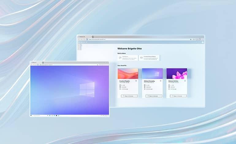 d547d210 e4a6 11eb affc b75be7d25631 - مایکروسافت ویندوز 365 رونمایی شد
